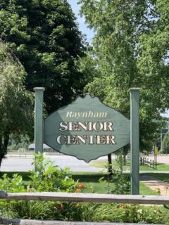 Raynham Senior Center, 2215 King Philip Street