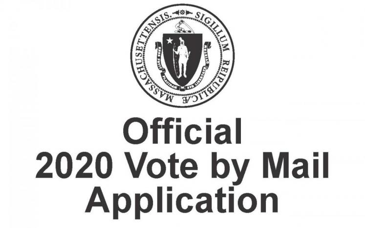 2020 Vote by mail applications